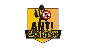 Program Antigrafiťák – logo