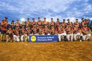 ME softball 2018 – české zlato