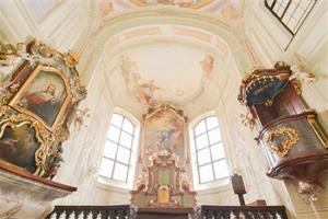 Novì zrekonstruovaná kaple Libeòského zámku