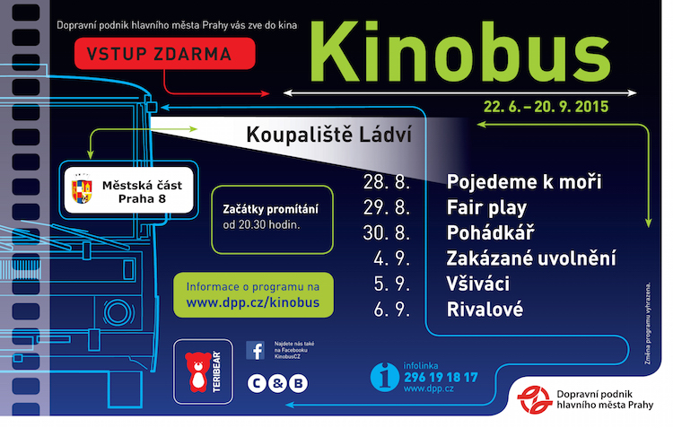 Kinobus 2015 program