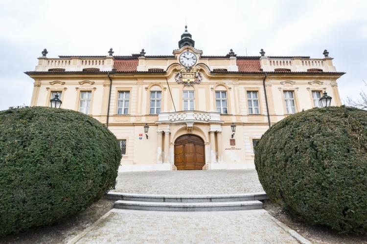 Prùèelí Libeòského zámku