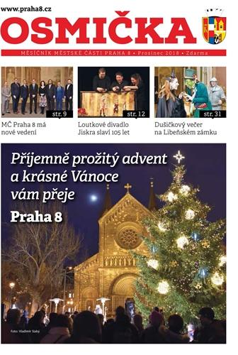 8071edd050f Příjemně prožitý advent a krásné Vánoce vám přeje Praha 8