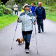 Nordic Walking – Senior fitnes